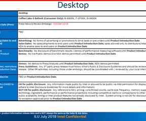 Intel-documenten