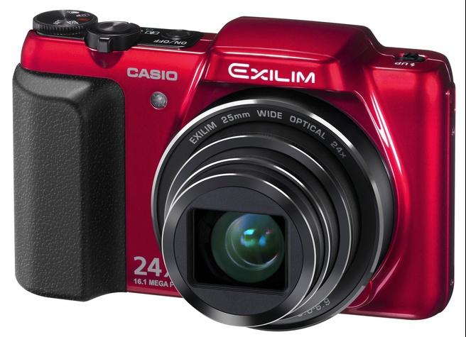 Casio Exilim EX-H50