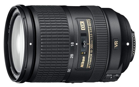Nikon 18-300mm lens uitgelekt op website Nikon Europe