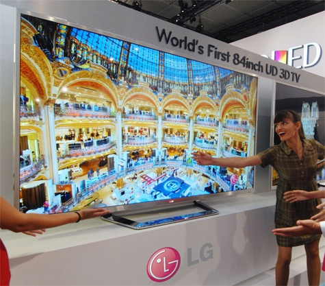 LG 84LM960V IFA 2012