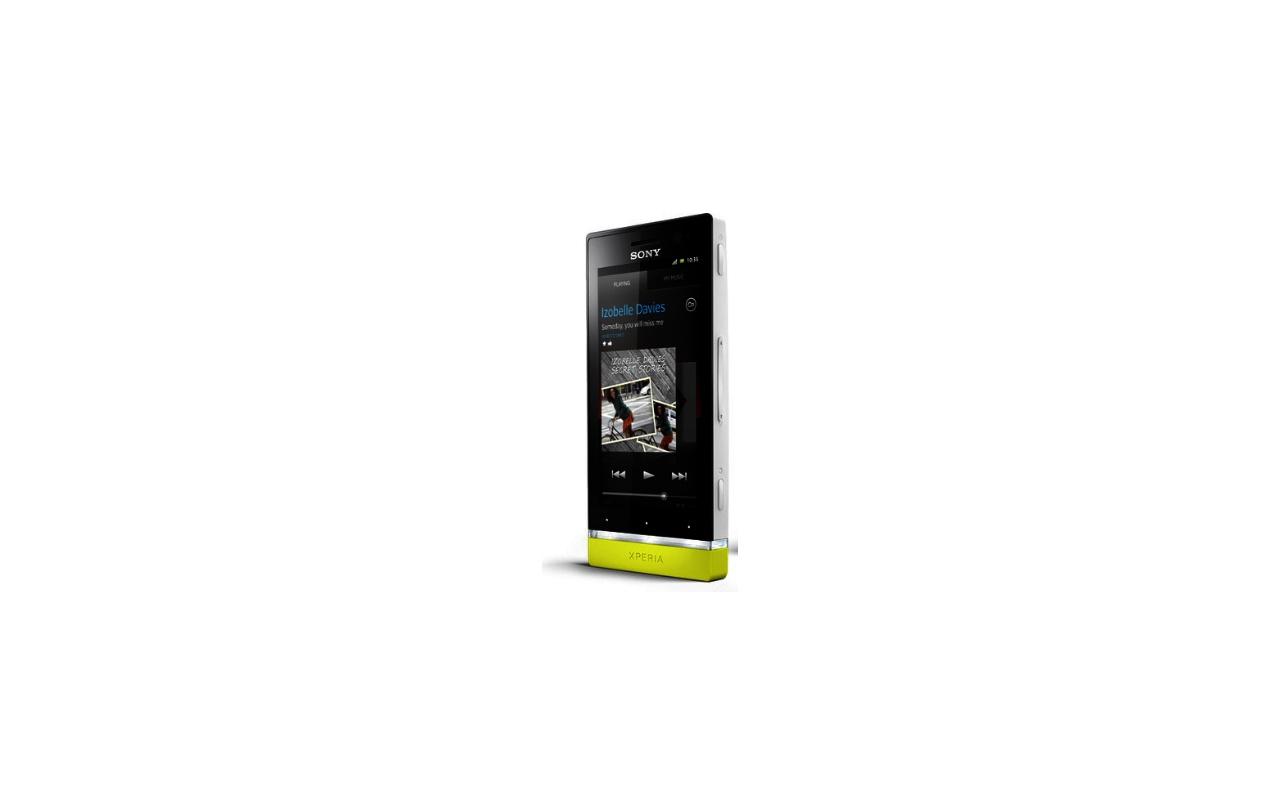 Sony Xperia U (ST25i) Roze