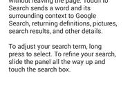 Google Tikken om te Zoeken in Chrome voor Android