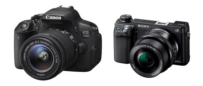 Spiegelreflex of systeemcamera; wat moet je kopen?