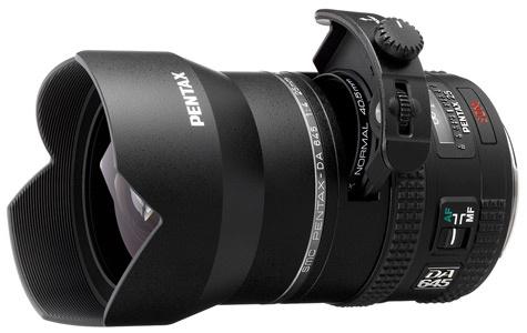 Pentax 25mm F4 645D