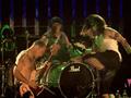 Signaalvergelijking Comcast vs Verizon - Concert van Red Hot Chillie Peppers op Comcast
