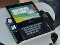 IFA 2008 - Wibrain met qwerty-toetsenbord
