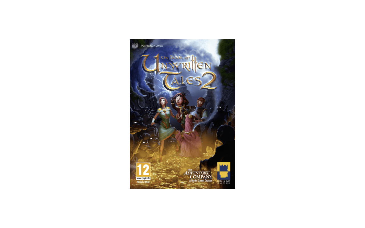 The Book of Unwritten Tales 2, PC (Windows)