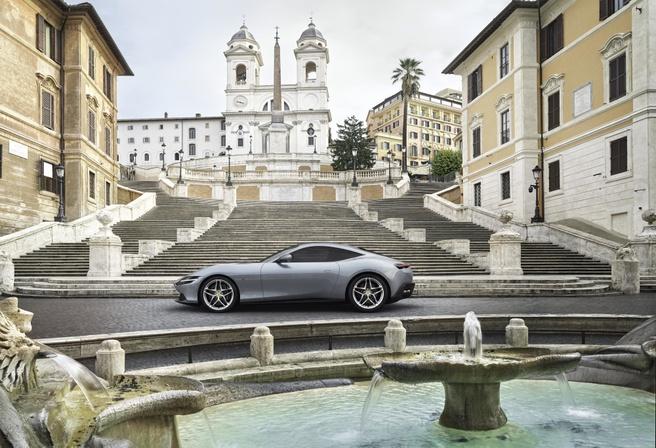 Ferrari Roma 2019