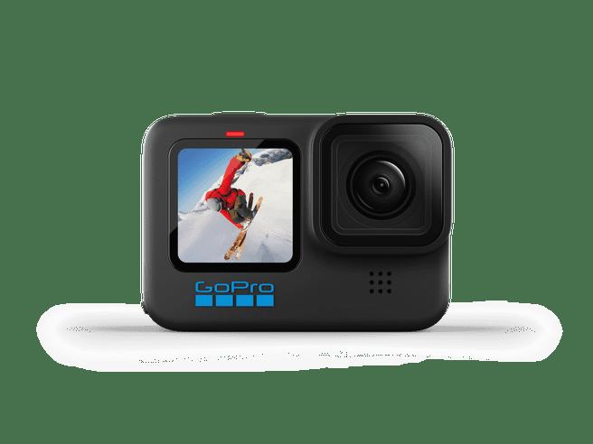 GoPro Hero 10 Hitam