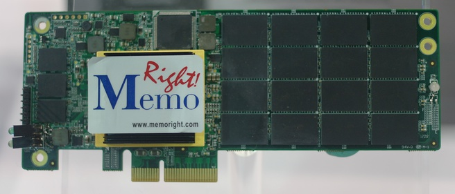 Memoright Extreme SSD