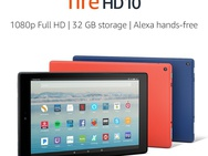 Amazon Fire HD 10.1""