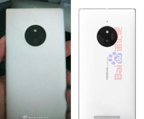 Microsoft Lumia 830 render