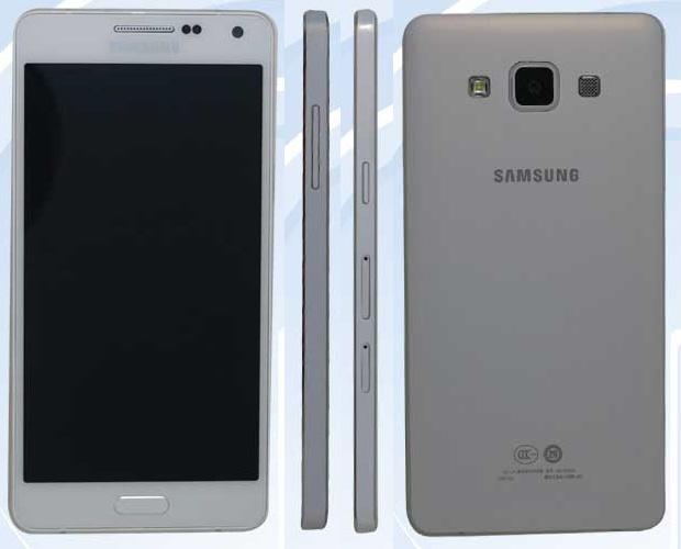 Samsung A5000 bij Tenaa