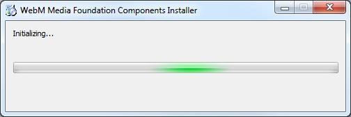 WebM-installer