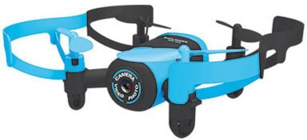 Amewi Mini FPV UFO Explorer - Blauw, Zwart