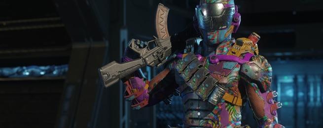 Black Ops III Supply Drop Gear