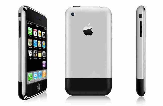 iPhone '2g'