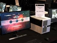 Vega Cube en RX 490 (?)