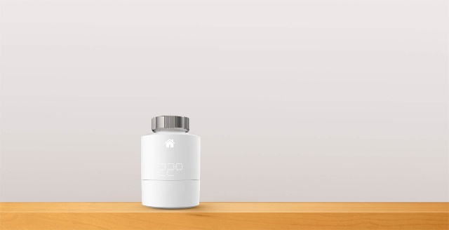 Tado smart valve