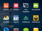 Screenshot Acer Liquid E700 (voor sub-200 euro shootout)