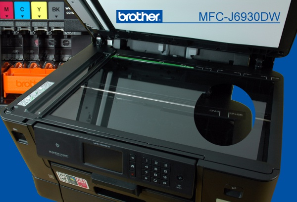Brother MFC-J6930DW Header