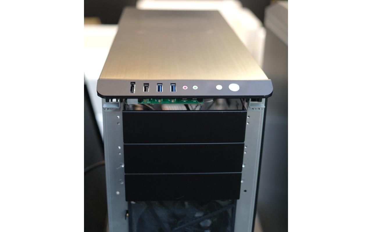 Lian Li PC-Z60 frontpanel