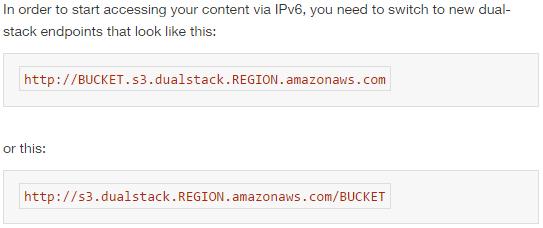 Amazon AWS S3