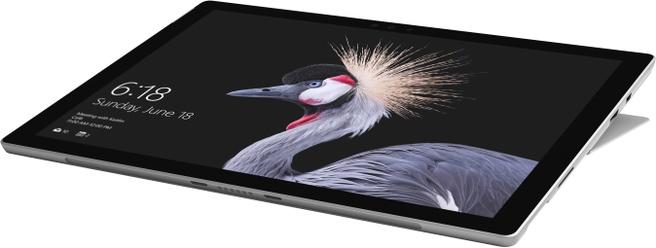 Microsoft Surface Pro 4 (Core i5, 8GB, 256GB) Value Added Promo 3 Zilver