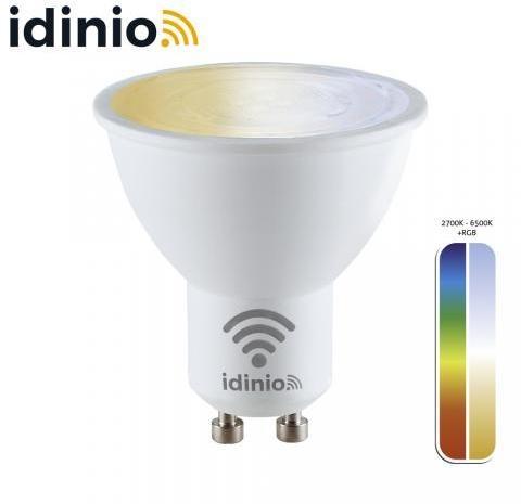 Idinio Smart Lamp GU10 led spot RGB+CCT 5.5W