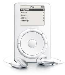 iPod 1st generatie