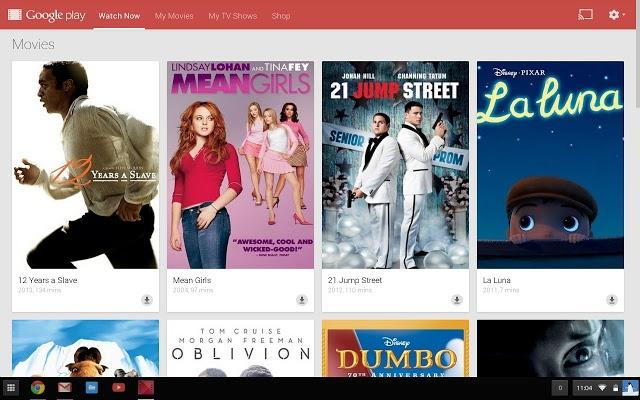 Google Play Films