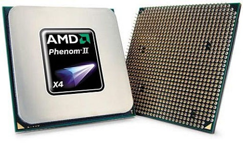AMD Phenom II processor