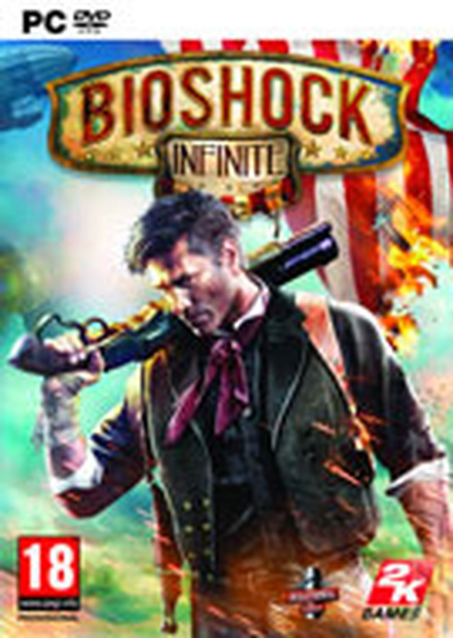 Box BioShock Infinite