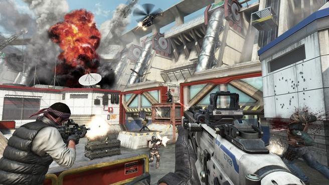 Black Ops II Map pack