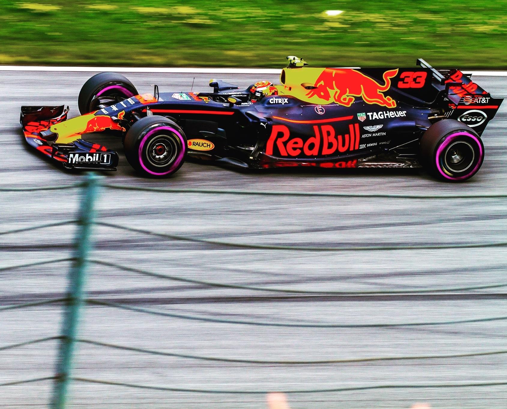 Max Verstappen GP Oostenrijk 2017