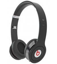 Monster Beats Monster Beats Solo Black Headphone by Dr. Dre