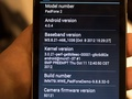 Asus Padfone 2 - settings