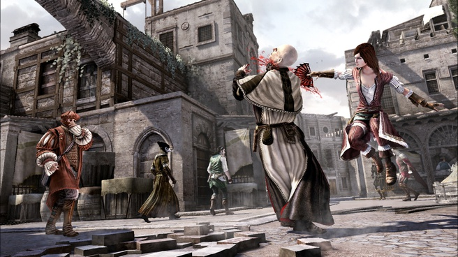 Assassin's Creed: Brotherhood Multiplayer