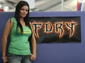 Siobhan Parekh uit Fury