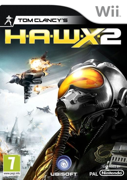 Packshot voor Tom Clancy's H.A.W.X. 2
