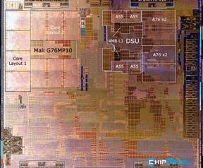 Chiprebel en Anandtech: die shot Kirin 980