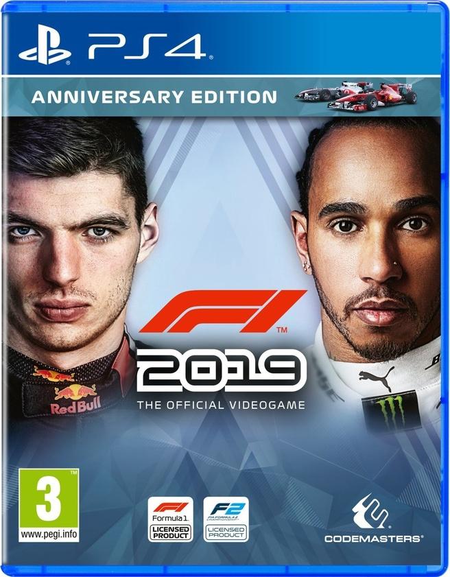 F1 2019, PS4