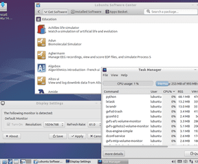 Ubuntu 14.04 LTS - Lubuntu-desktop