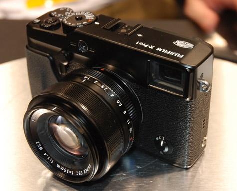 Fujifilm X-Pro1 Inleiding