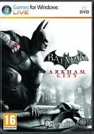 Batman Arkham City Box