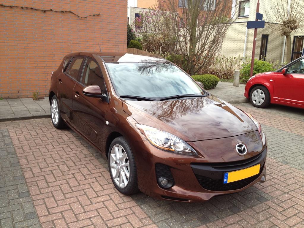 Mazda 3 1.6 CiTD 'Navigator'