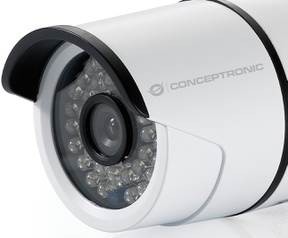 Conceptronic JARETH FHD Wireless Cloud IP Camera, Outdoor, 1080P