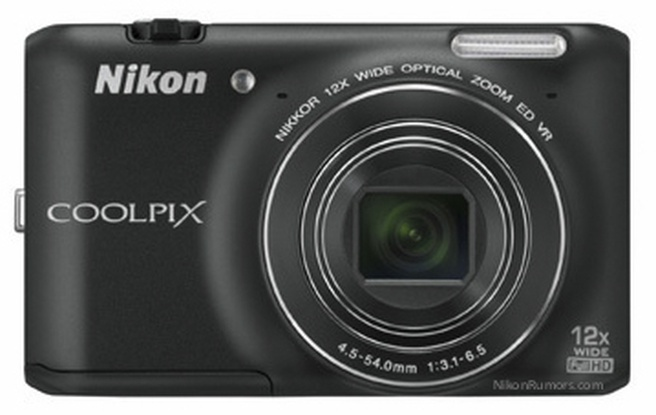 Nikon Coolpix-camera met Android