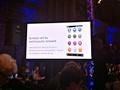 Nieuwe Symbian-interface Nokia (getoond in China)