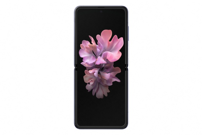 Samsung Galaxy Z Flip Paars